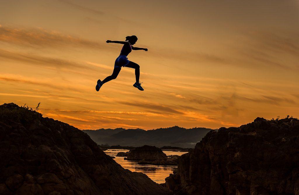 Slip angsten - og lad lysere tider komme