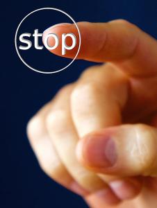 Slip angsten - stop angst tankerne