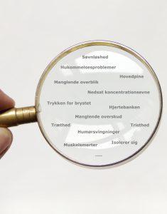 Stresshåndtering - spot dine stresssymptomer