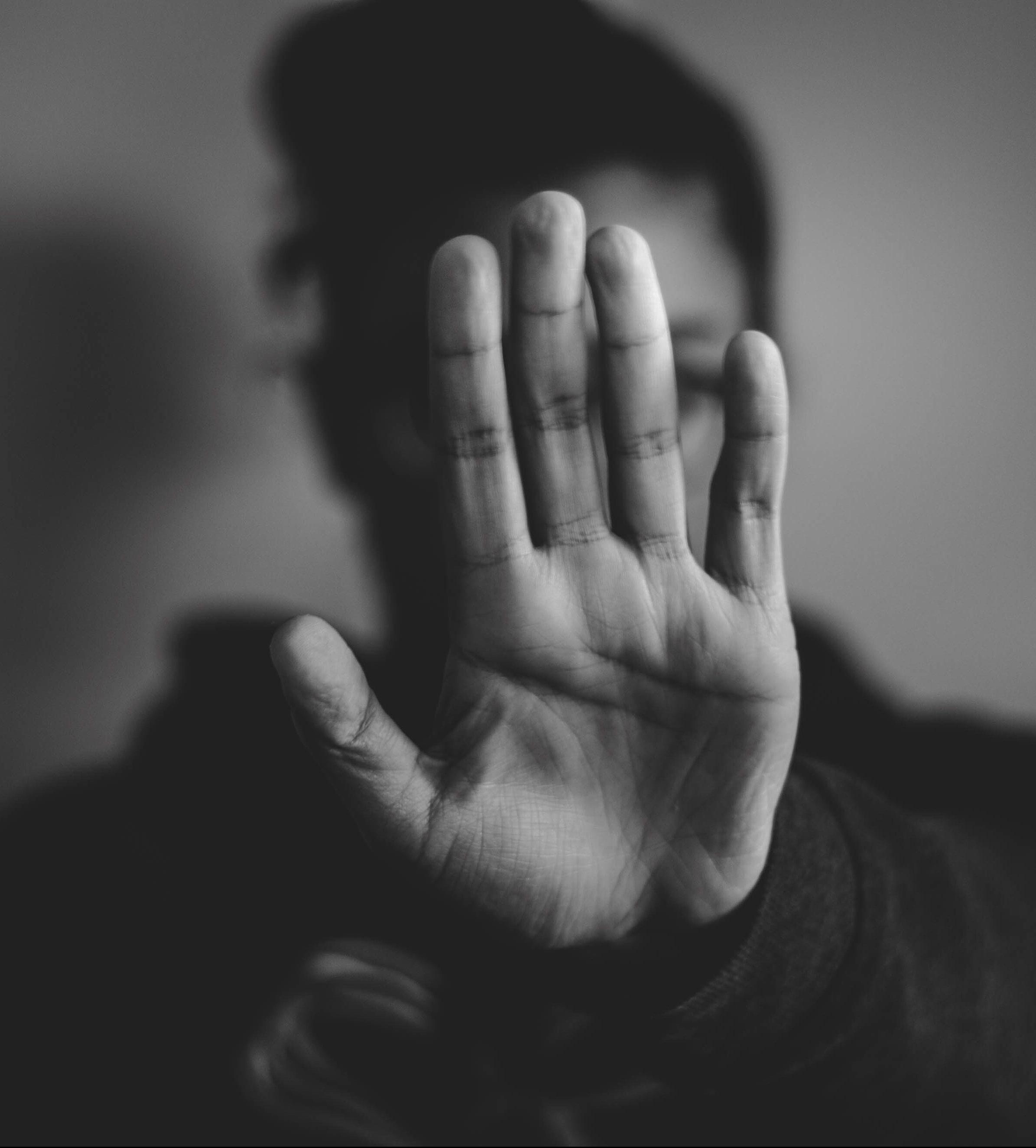 Angstbehandling - stop tankerne
